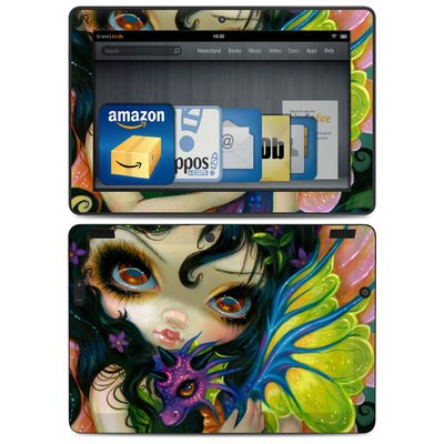 Amazon Kindle HDX 8.9 Skin - Dragonling Child