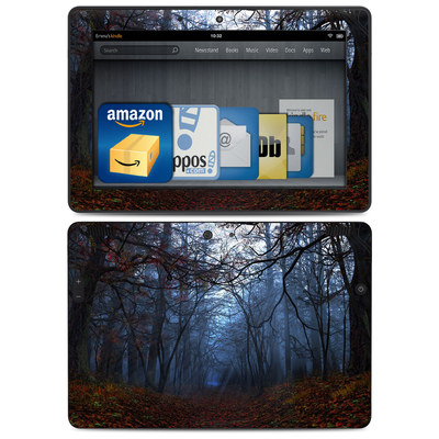 Amazon Kindle HDX 8.9 Skin - Elegy