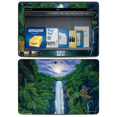 Amazon Kindle HDX 8.9 Skin - In The Falls Of Light