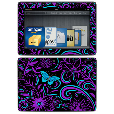 Amazon Kindle HDX 8.9 Skin - Fascinating Surprise