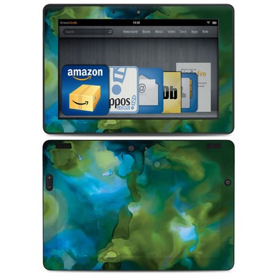 Amazon Kindle HDX 8.9 Skin - Fluidity