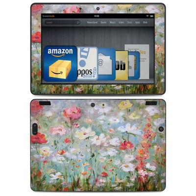 Amazon Kindle HDX 8.9 Skin - Flower Blooms