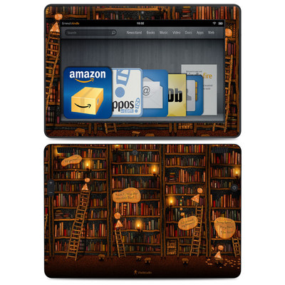 Amazon Kindle HDX 8.9 Skin - Google Data Center