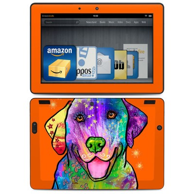 Amazon Kindle HDX 8.9 Skin - Happy Sunshine