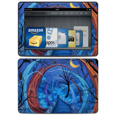 Amazon Kindle HDX 8.9 Skin - Ichabods Forest