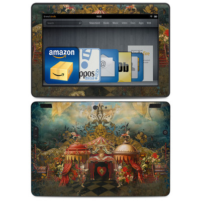 Amazon Kindle HDX 8.9 Skin - Imaginarium