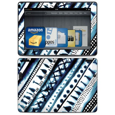 Amazon Kindle HDX 8.9 Skin - Indigo