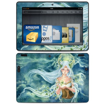 Amazon Kindle HDX 8.9 Skin - Ivy Goddess