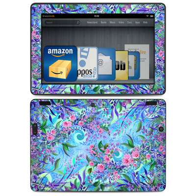 Amazon Kindle HDX 8.9 Skin - Lavender Flowers