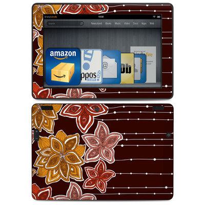 Amazon Kindle HDX 8.9 Skin - Lila