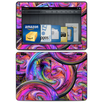 Amazon Kindle HDX 8.9 Skin - Marbles
