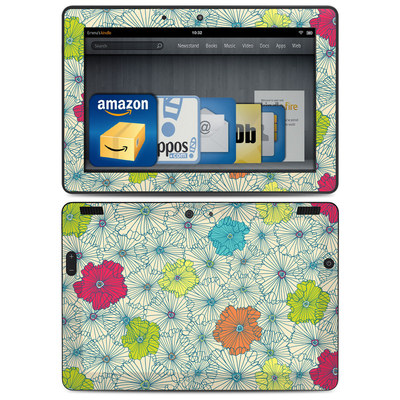 Amazon Kindle HDX 8.9 Skin - May Flowers