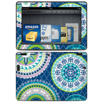 Amazon Kindle HDX 8.9 Skin - Medallions