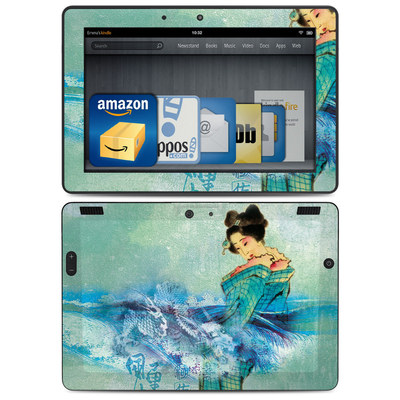 Amazon Kindle HDX 8.9 Skin - Magic Wave