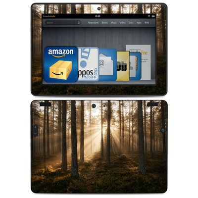 Amazon Kindle HDX 8.9 Skin - Misty Trail