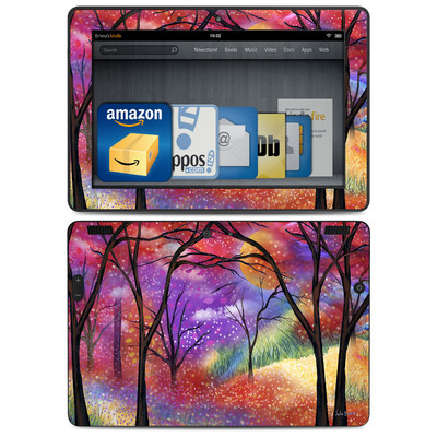 Amazon Kindle HDX 8.9 Skin - Moon Meadow