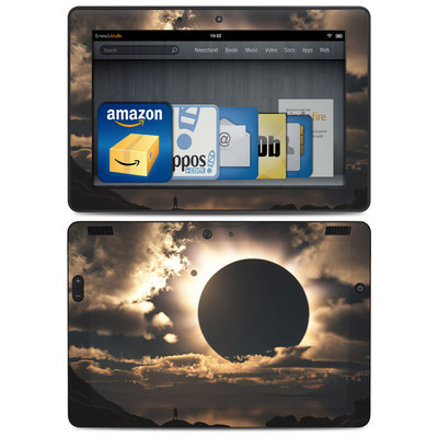 Amazon Kindle HDX 8.9 Skin - Moon Shadow