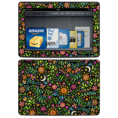 Amazon Kindle HDX 8.9 Skin - Nature Ditzy