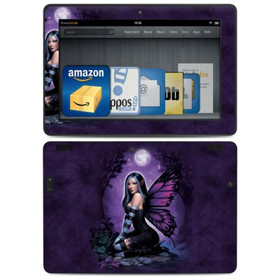 Amazon Kindle HDX 8.9 Skin - Night Fairy