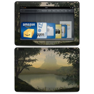 Amazon Kindle HDX 8.9 Skin - Once Upon A Time