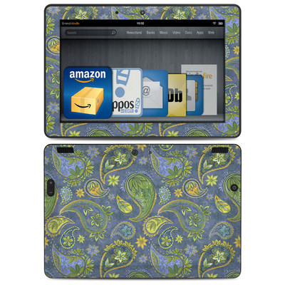 Amazon Kindle HDX 8.9 Skin - Pallavi Paisley