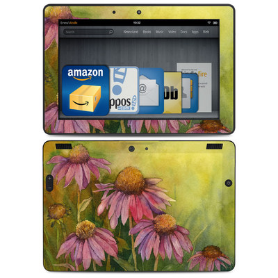 Amazon Kindle HDX 8.9 Skin - Prairie Coneflower