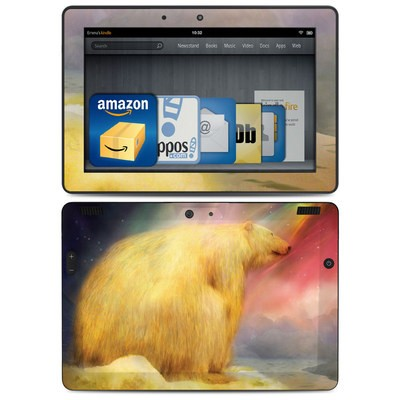 Amazon Kindle HDX 8.9 Skin - Polar Bear