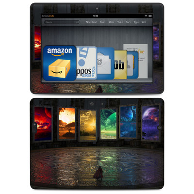 Amazon Kindle HDX 8.9 Skin - Portals