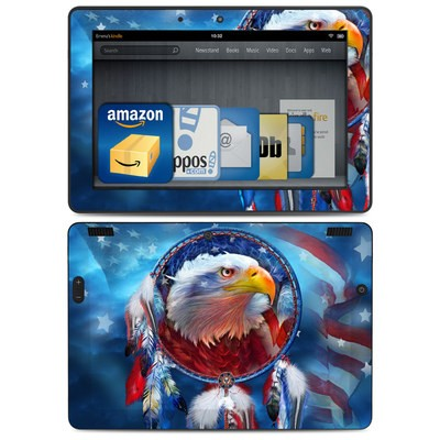 Amazon Kindle HDX 8.9 Skin - Pride