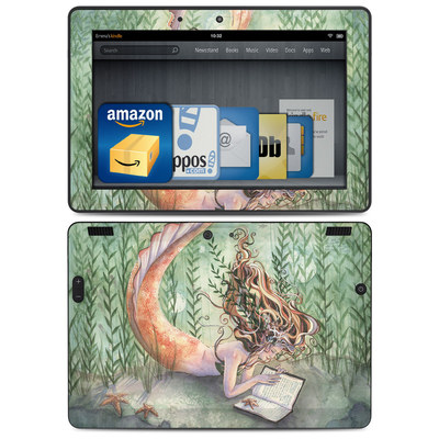 Amazon Kindle HDX 8.9 Skin - Quiet Time