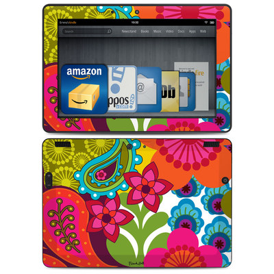 Amazon Kindle HDX 8.9 Skin - Raj