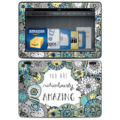 Amazon Kindle HDX 8.9 Skin - You Are Ridic