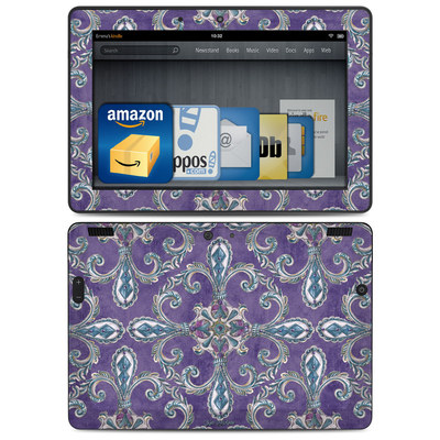 Amazon Kindle HDX 8.9 Skin - Royal Crown