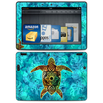 Amazon Kindle HDX 8.9 Skin - Sacred Honu