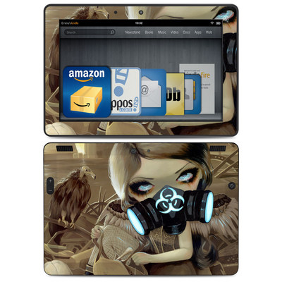 Amazon Kindle HDX 8.9 Skin - Scavengers