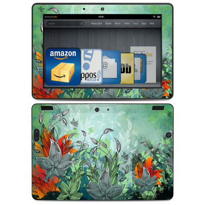 Amazon Kindle HDX 8.9 Skin - Sea Flora
