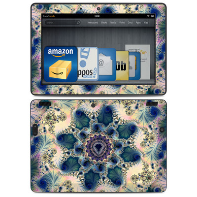 Amazon Kindle HDX 8.9 Skin - Sea Horse
