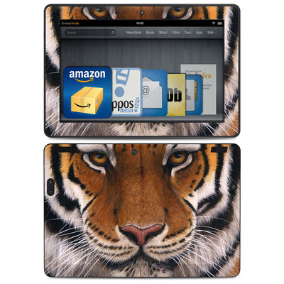 Amazon Kindle HDX 8.9 Skin - Siberian Tiger