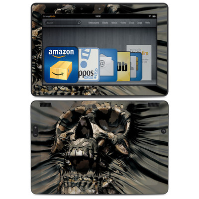 Amazon Kindle HDX 8.9 Skin - Skull Wrap