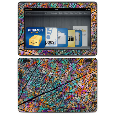 Amazon Kindle HDX 8.9 Skin - Stained Aspen