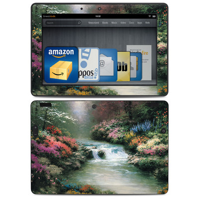 Amazon Kindle HDX 8.9 Skin - Beside Still Waters