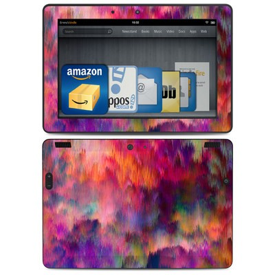 Amazon Kindle HDX 8.9 Skin - Sunset Storm