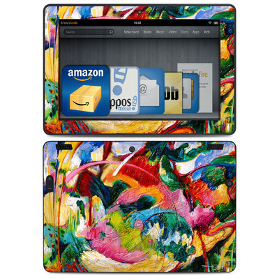 Amazon Kindle HDX 8.9 Skin - Tahiti