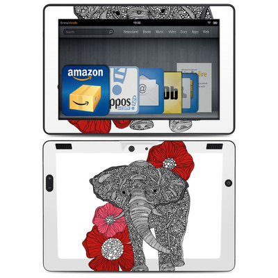 Amazon Kindle HDX 8.9 Skin - The Elephant