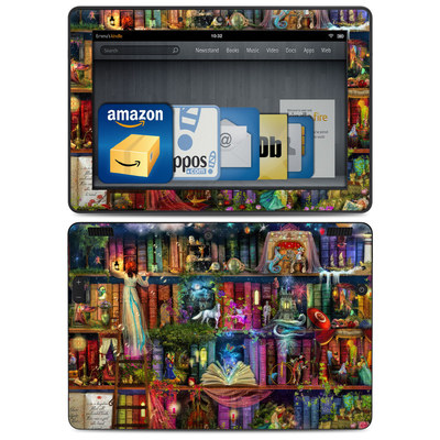 Amazon Kindle HDX 8.9 Skin - Treasure Hunt