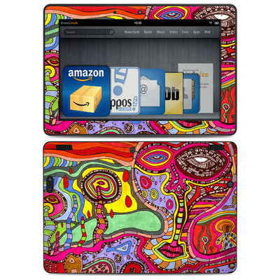 Amazon Kindle HDX 8.9 Skin - The Wall