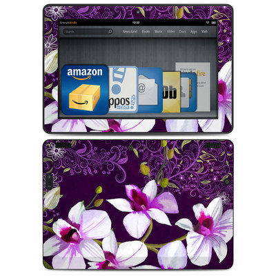 Amazon Kindle HDX 8.9 Skin - Violet Worlds