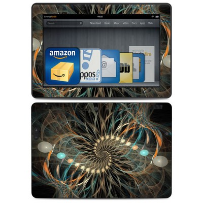 Amazon Kindle HDX 8.9 Skin - Vortex