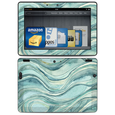 Amazon Kindle HDX 8.9 Skin - Waves