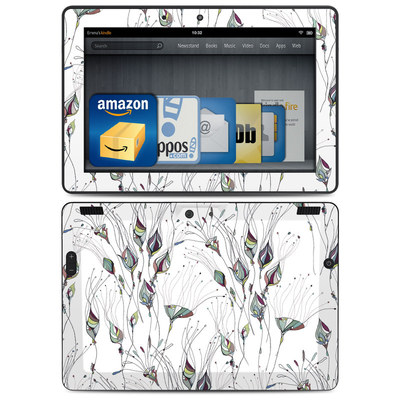 Amazon Kindle HDX 8.9 Skin - Wildflowers